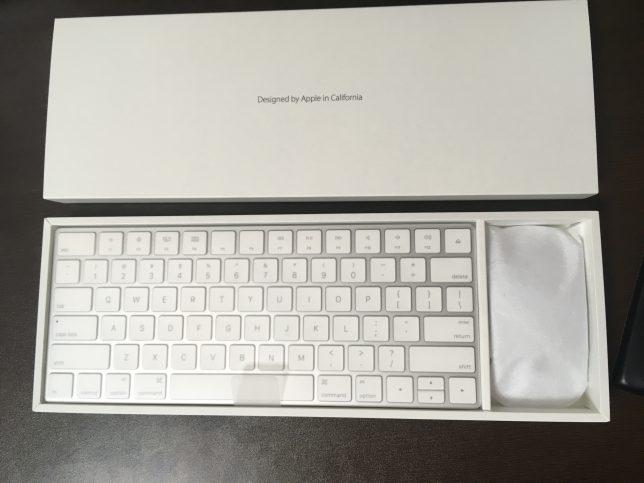 iMac用USキーボード