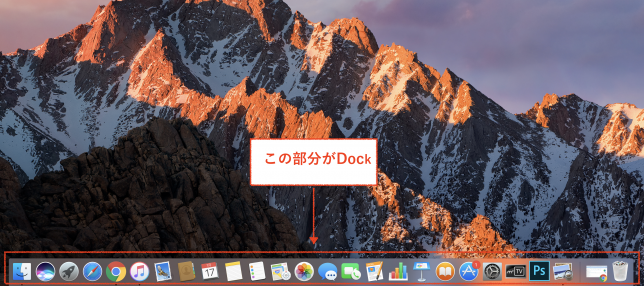 Dockについて
