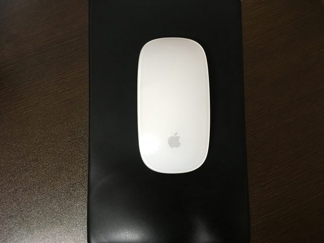 Magic Mouse2上から