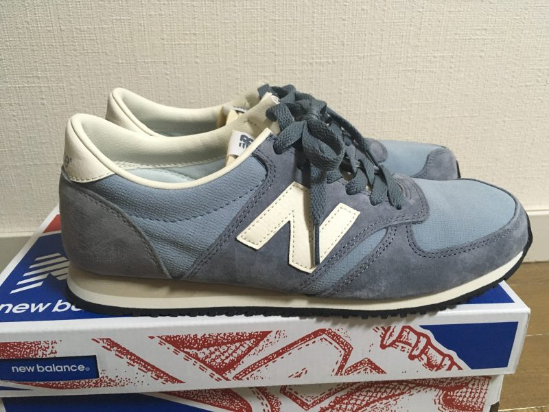 new balance420 ABCマート限定カラー