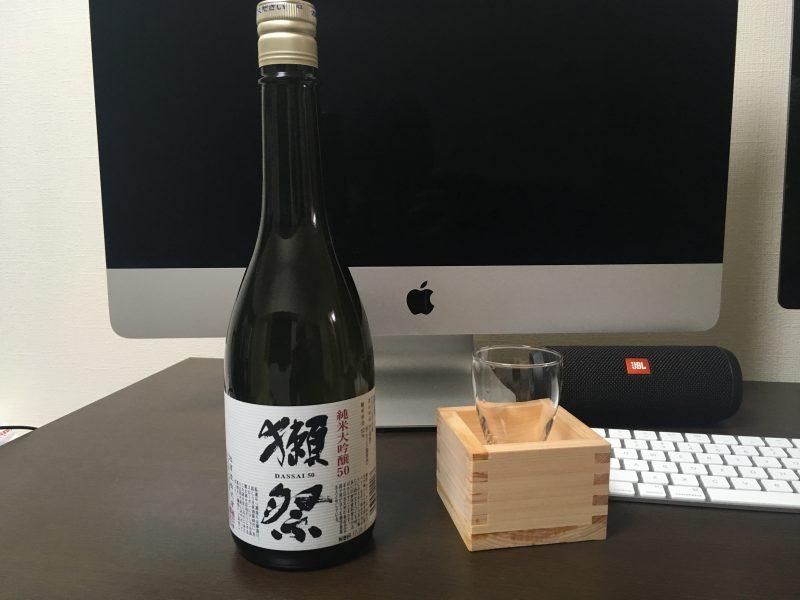 獺祭純米大吟醸50 720ml
