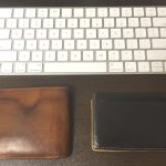 持ち歩くお金やカード類もシンプルに!愛用の財布とカードケース