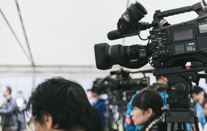 テレビ制作の現場