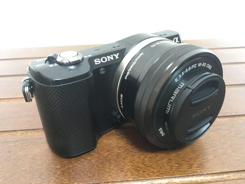 SONY α5000 BLK