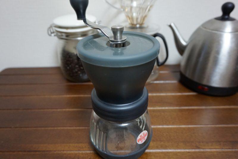 セラミックコーヒーミルスケルトン
