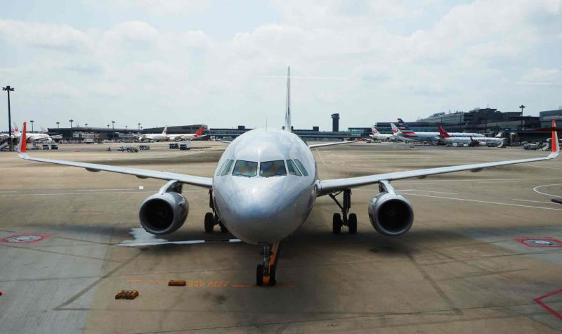 ジェットスターのエアバスA320