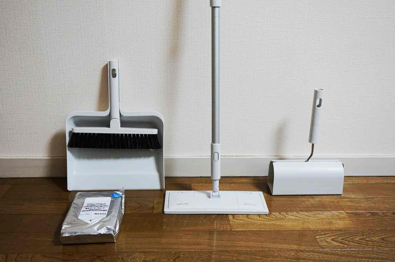 掃除機不要!シンプルライフの床掃除方法 | simplelifelog