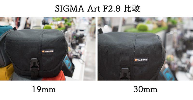 SIGMA単焦点比較