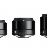 SIGMA Artシリーズの単焦点レンズ