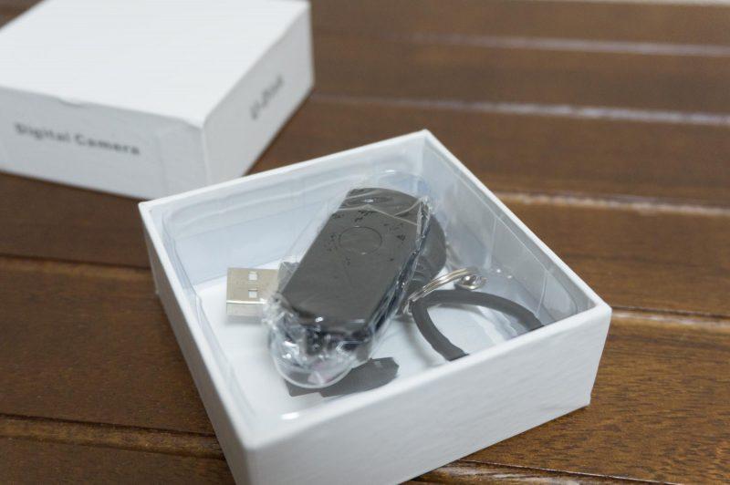 U-diskCameraの付属品