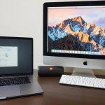 iMacからMacBookProへのデータ移行