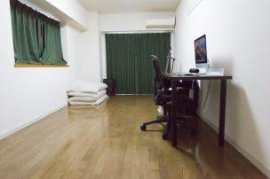 2017年11月のミニマリスト部屋