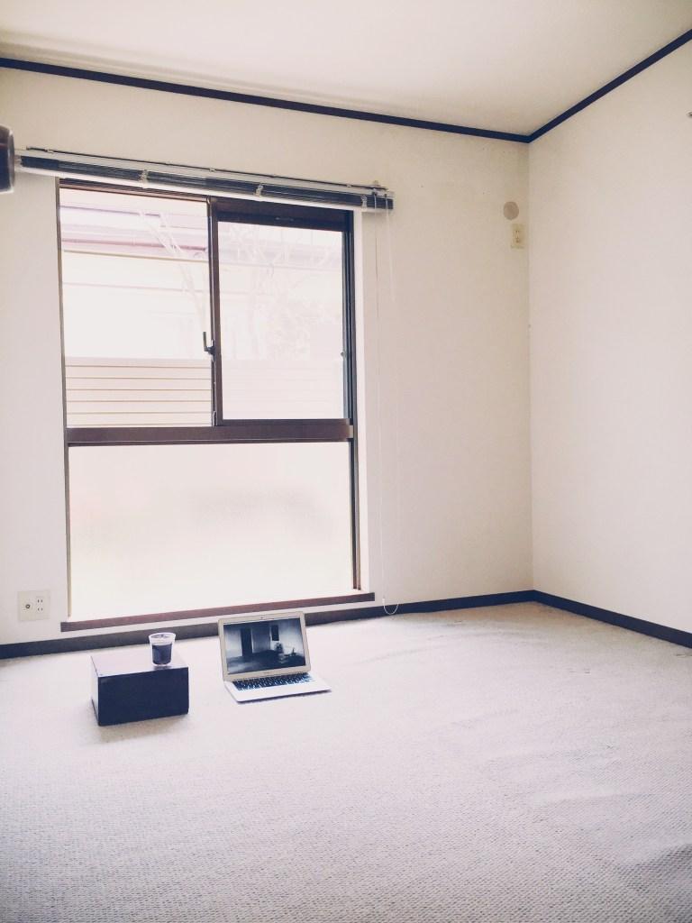 佐々木典士さんの部屋