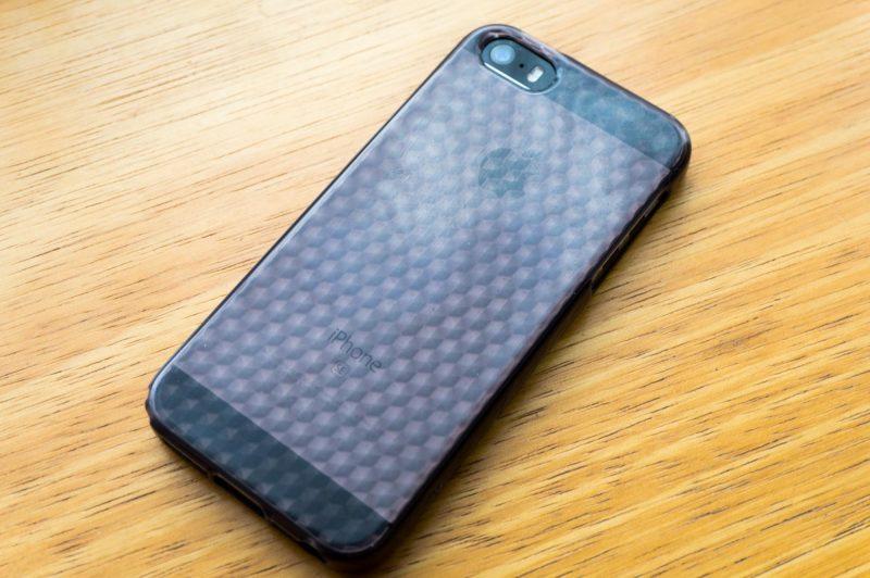 iPhoneSEスペースグレー16GB