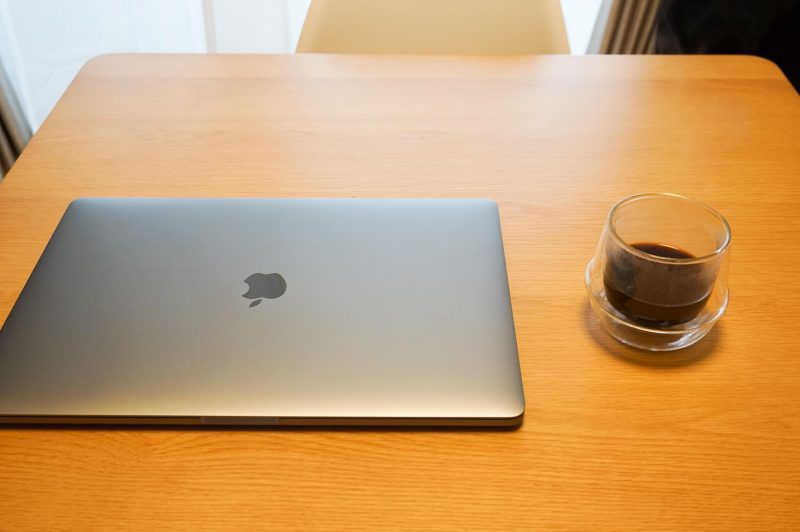 マキネッタとMacBookPro15