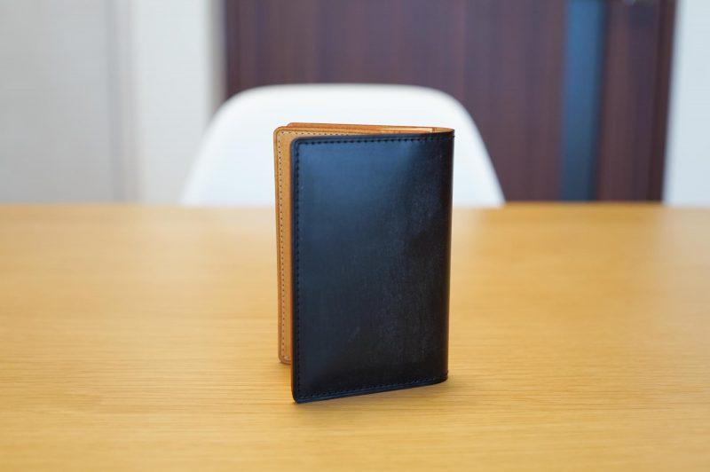 GANZO(ガンゾ)シンブライドルのカードケース
