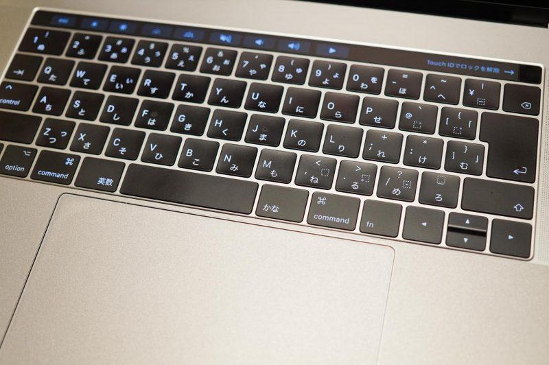 MacBookProキーボード