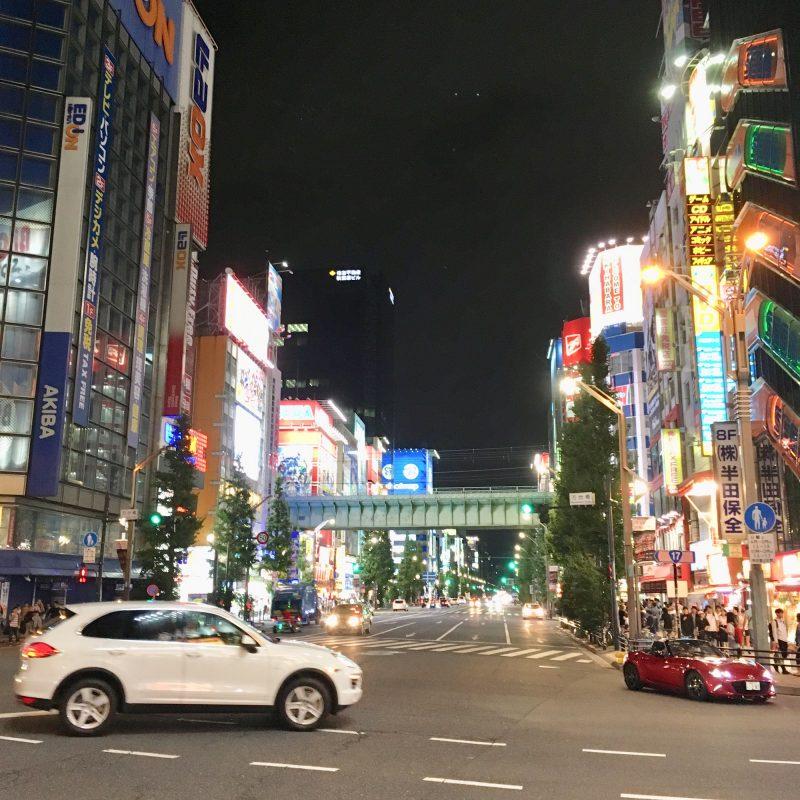 秋葉原電気街周辺