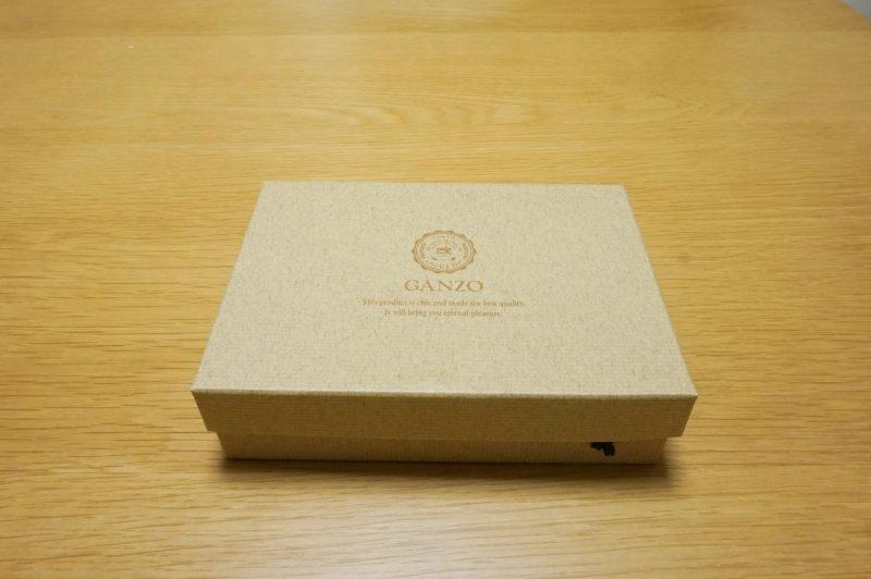 GANZOの箱