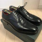 【初本格革靴】スコッチグレイン アシュランス(3526BL) レビュー